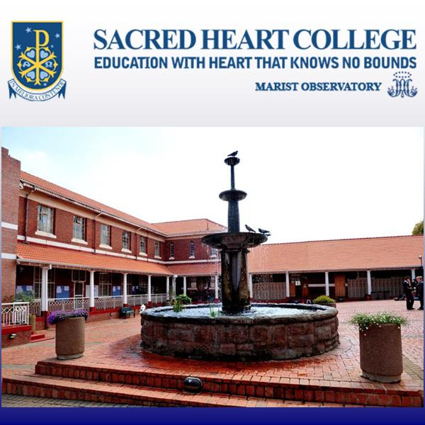 Link On Advertising Sacred Heart College